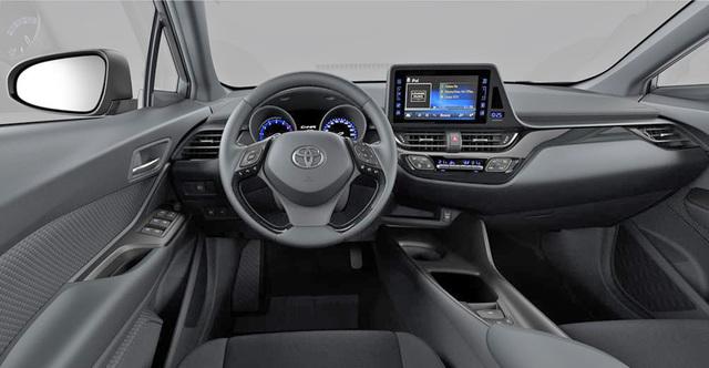 Toyota Auris Diesel 2016 >> Listino Toyota C-HR prezzo - scheda tecnica - consumi - foto - AlVolante.it