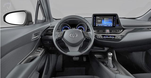 Listino Toyota C Hr Prezzo Scheda Tecnica Consumi