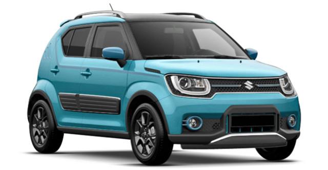 Listino Suzuki Ignis Prezzo Scheda Tecnica Consumi Foto Alvolante It