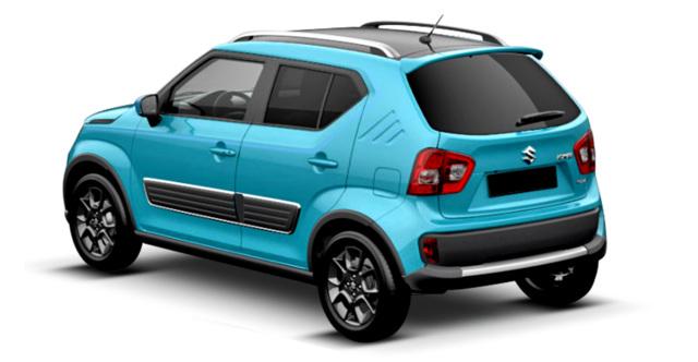 Listino Suzuki Ignis prezzo - scheda tecnica - consumi ...