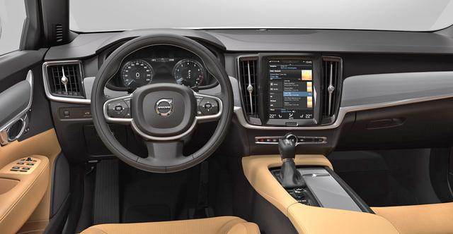 Listino Volvo V90 Cross Country Prezzo Scheda Tecnica