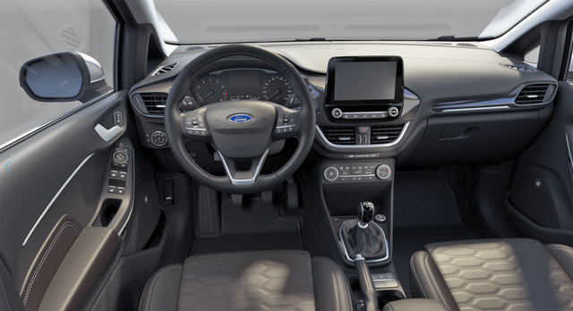 Listino Ford Fiesta prezzo - scheda tecnica - consumi ...