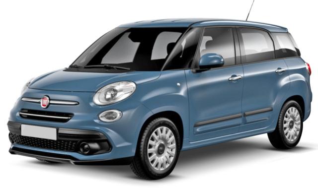 Listino Fiat 500l Wagon Prezzo Scheda Tecnica Consumi Foto