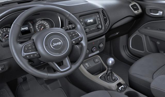 Listino Jeep Compass Prezzo Scheda Tecnica Consumi