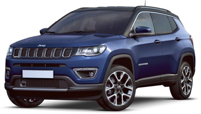 listino jeep compass prezzo - scheda tecnica - consumi - foto