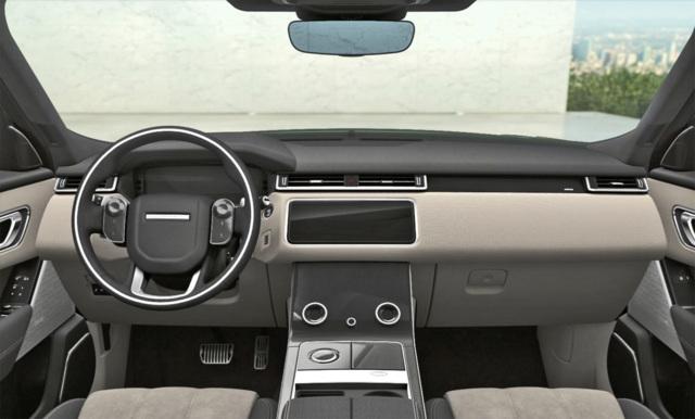 Listino Land Rover Range Rover Velar prezzo - scheda ...