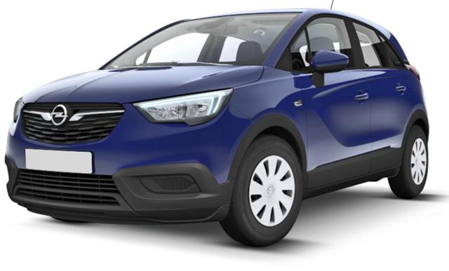 Opel Jeep 2017 >> Listino Opel Crossland X prezzo - scheda tecnica - consumi - foto - AlVolante.it