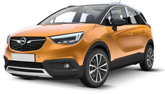 Listino Opel Crossland X Prezzo Scheda Tecnica Consumi