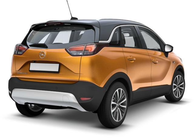 Listino Opel Crossland X Prezzo Scheda Tecnica Consumi Foto Alvolante It