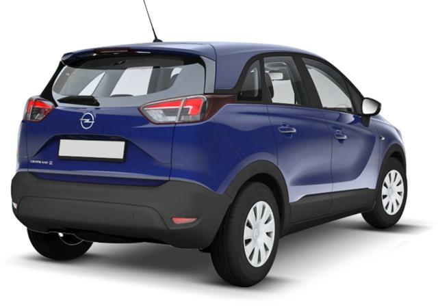 Hyundai Grand I Smart >> Listino Opel Crossland X prezzo - scheda tecnica - consumi - foto - AlVolante.it