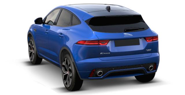 Listino Jaguar E-Pace prezzo - scheda tecnica - consumi - foto - AlVolante.it
