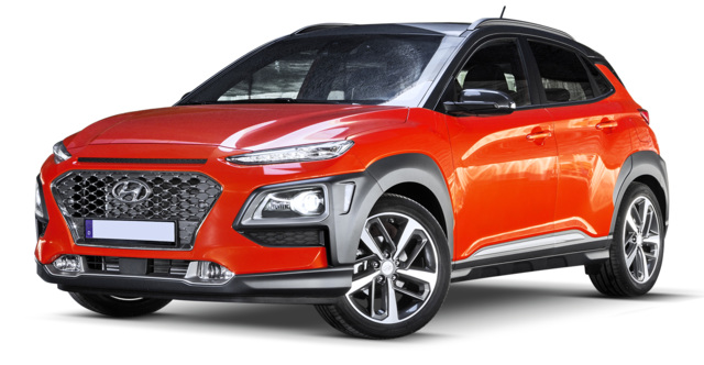 Listino Hyundai Kona prezzo - scheda tecnica - consumi - foto ...