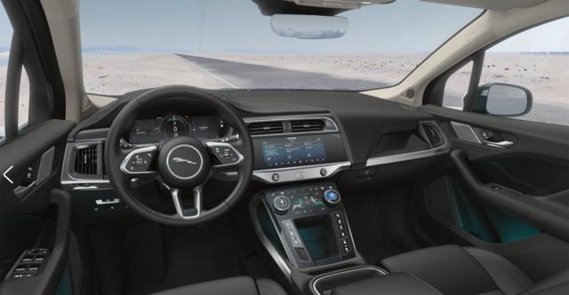 b39b32e04772 Listino Jaguar I-Pace prezzo - scheda tecnica - consumi - foto ...