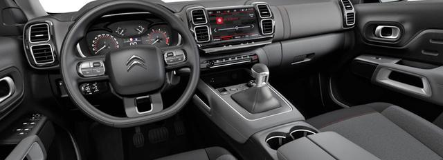 Listino Citroën C5 Aircross prezzo - scheda tecnica ...