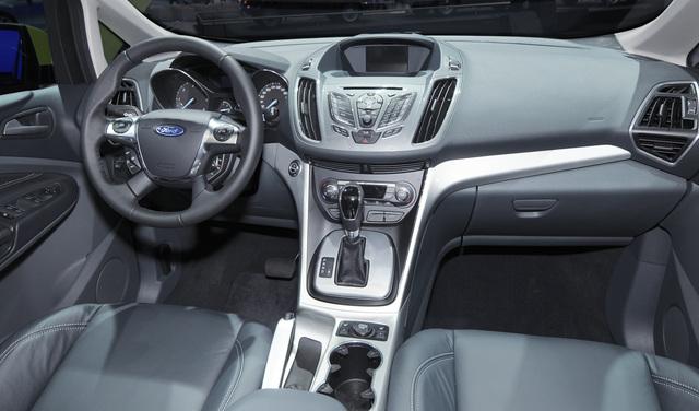 Listino Ford C Max
