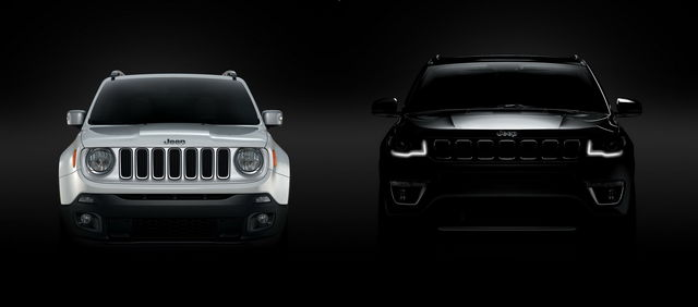 jeep compass annunciata la opening edition. Black Bedroom Furniture Sets. Home Design Ideas