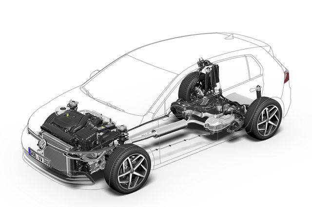 Volkswagen Golf prova, scheda tecnica, opinioni e
