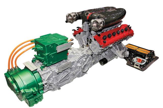 Risultato immagine per motori ibridi