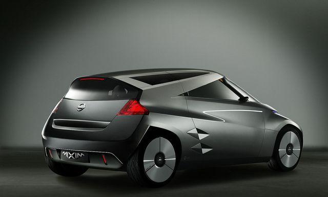Nissan elettrica