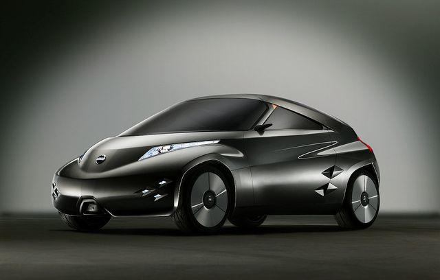 Nissan elettrica 04
