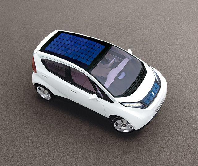 Pininfarina bluecar 7