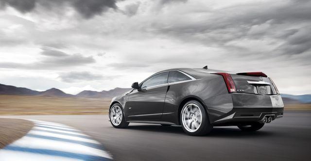 Cadillac cts v coupé  02
