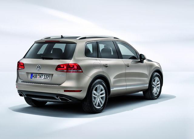Volkswagen touareg 2010 6
