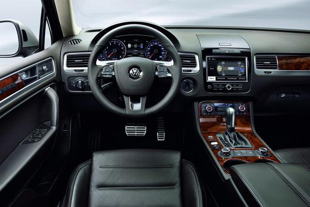 Volkswagen touareg 2010 8