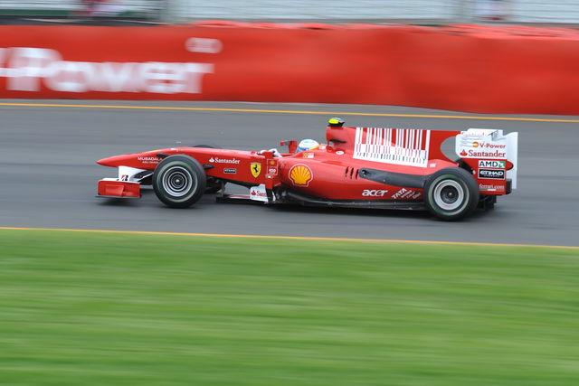 Alonso ferrari gp australia 2010 mod