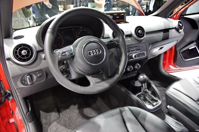 Audi a1 ginevra 2010 12