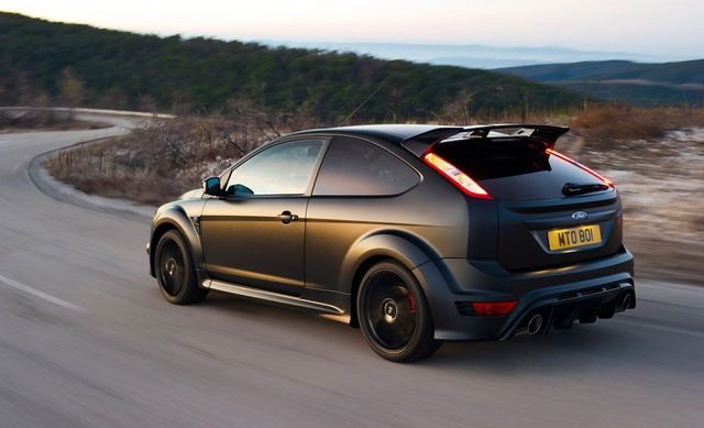Big ford focus rs500 2