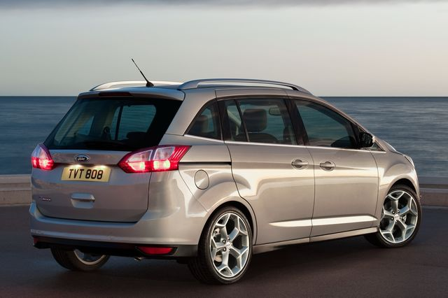 Ford grand c max new 08