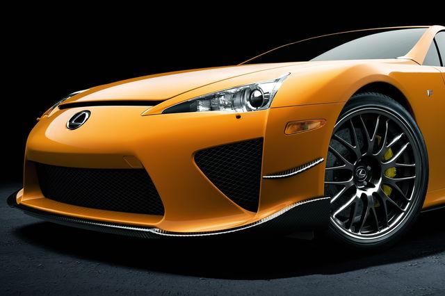 Lexus lfa nurburgring 02