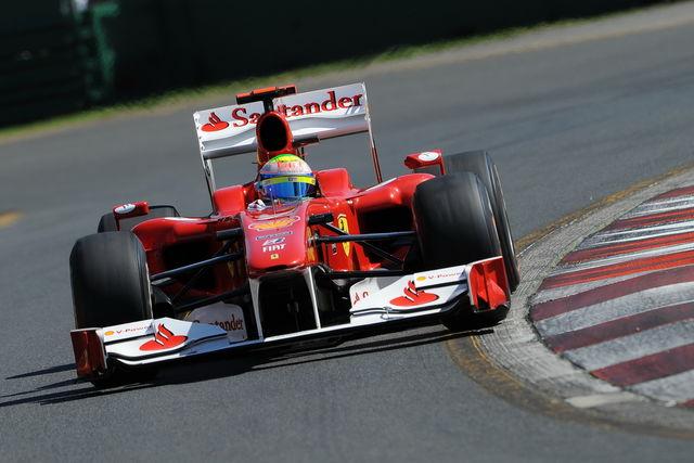 Massa ferrari gp australia 2010 mod