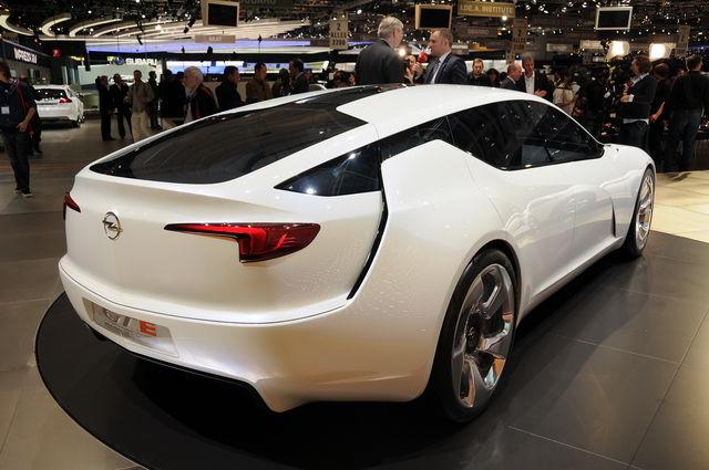 Opel gte flextreme ginevra 2010 1