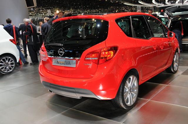 Opel meriva ginevra 2010 01