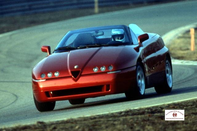 Le Alfa Romeo Mai Nate