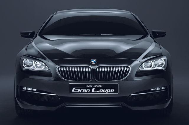 Bmw gran coupe concept 2010 10