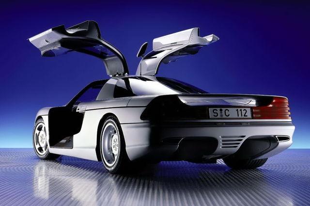 Mercedes c112 concept 03