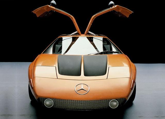 Mercedes c 111 ii concept 06
