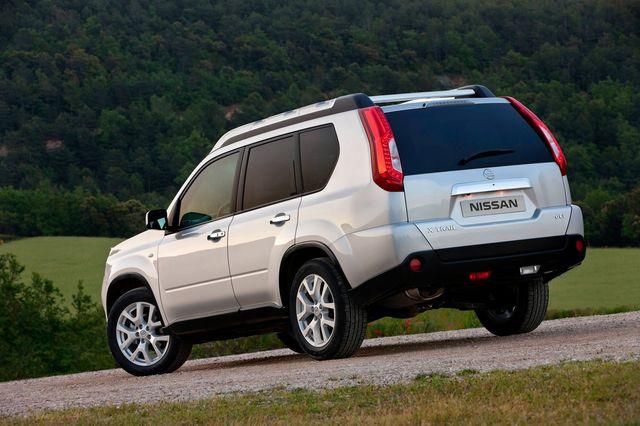 Nissan x trail 2010 08 02