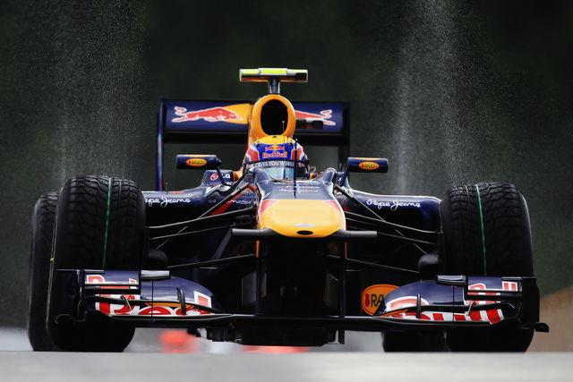 Webbel belgio 2010 formula 1