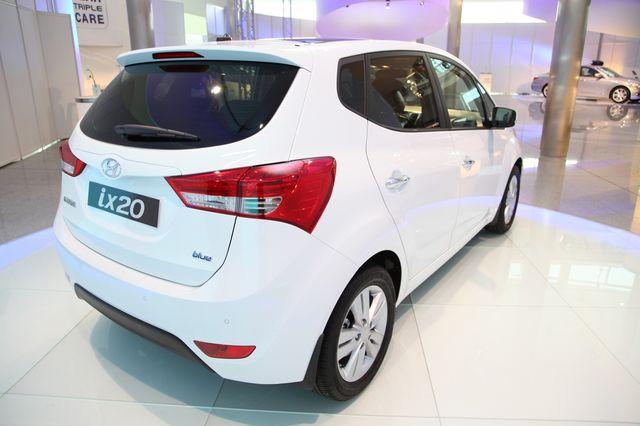 Hyundai ix 20 2010 09 20