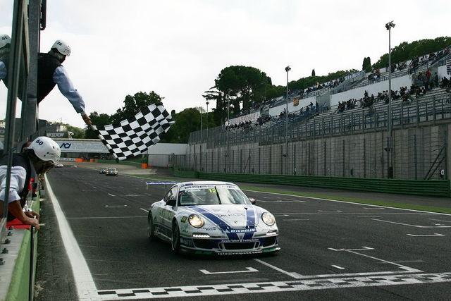 Porsche carrera cup vallelunga 2010 3