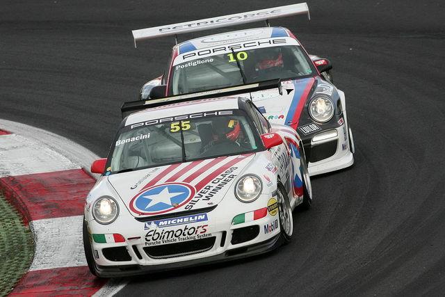 Porsche carrera cup vallelunga 2010 6