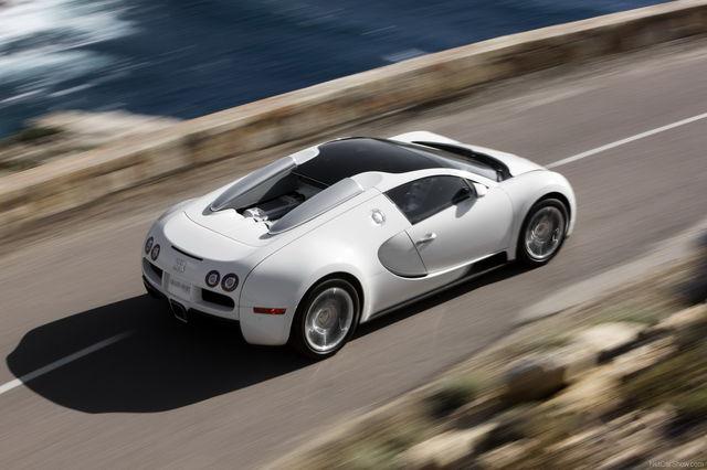 Bugatti veyron grand sport 2009 02