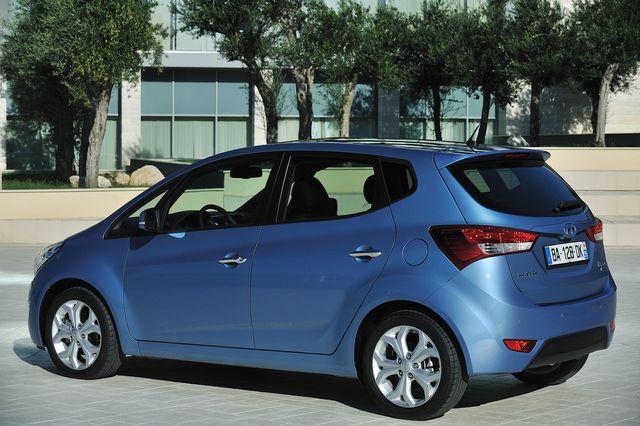 Hyundai ix 20 2010 16