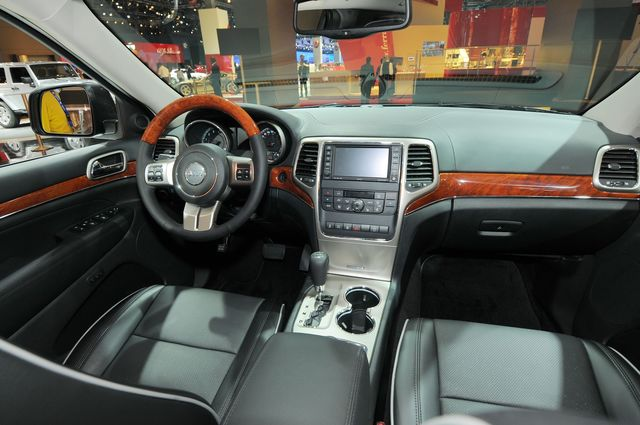 Jeep grand cherokee parigi 2010 11