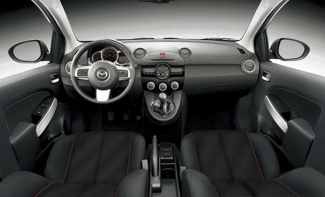 Mazda 2 twenty eleven 05