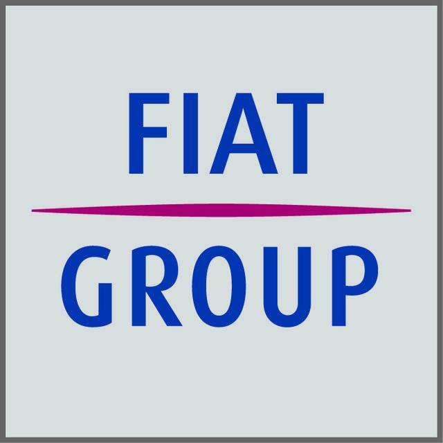 Fiat group logo